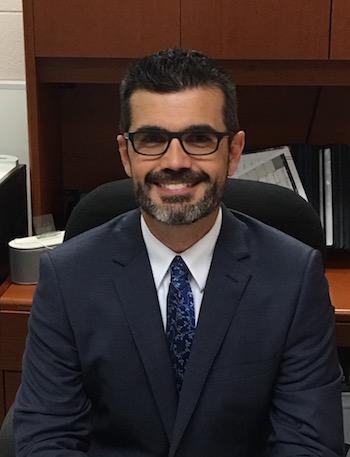 Principal Michael Caldwell